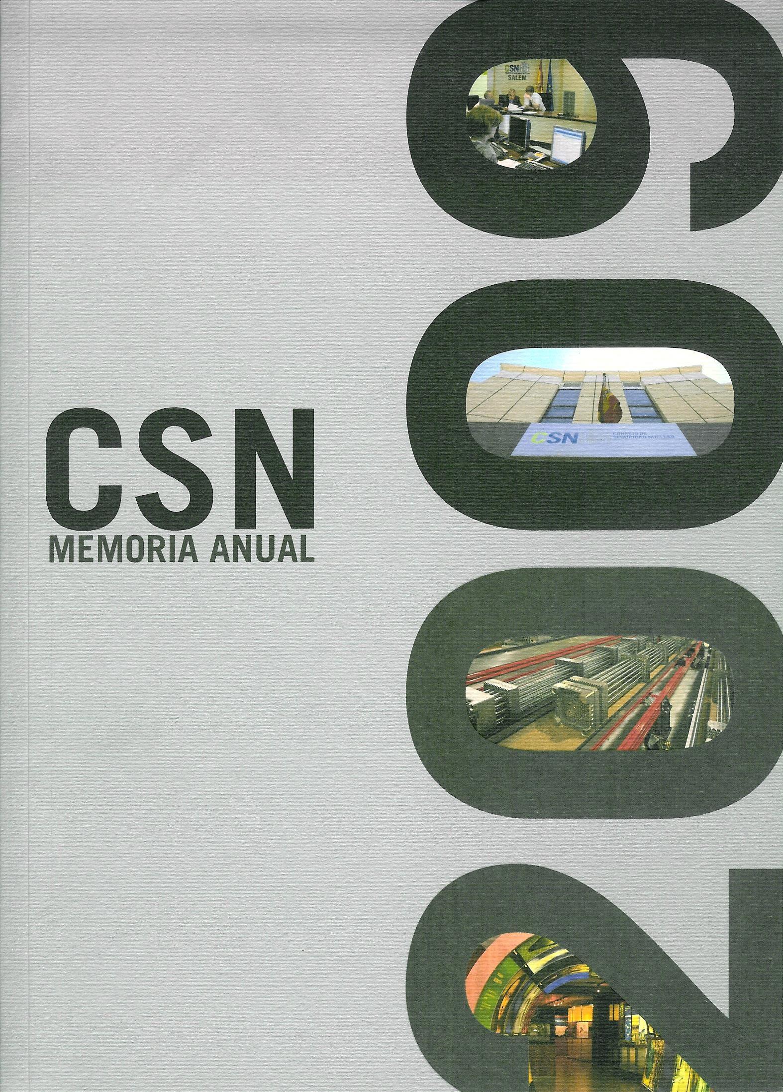 Memoria Anual 2009 CSN